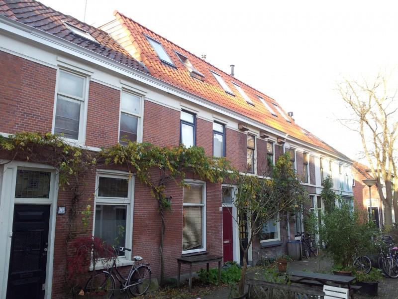 dakopbouw delft tuinstraat - 1