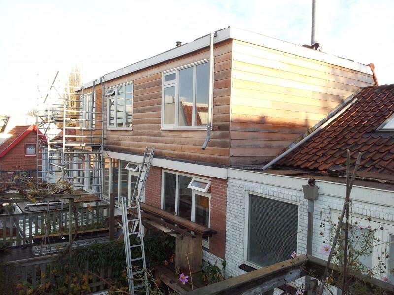 dakopbouw tuinstraat delft - 2