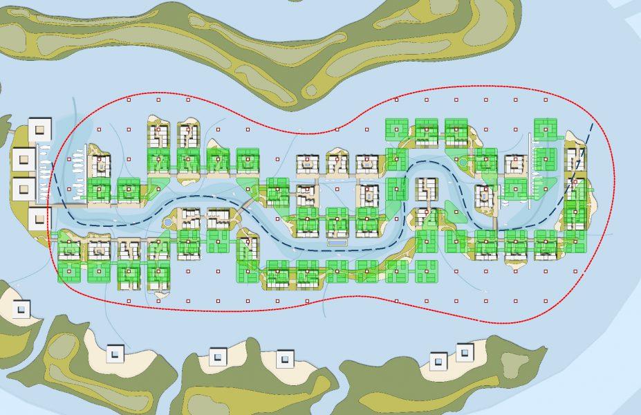 Golfcourse City