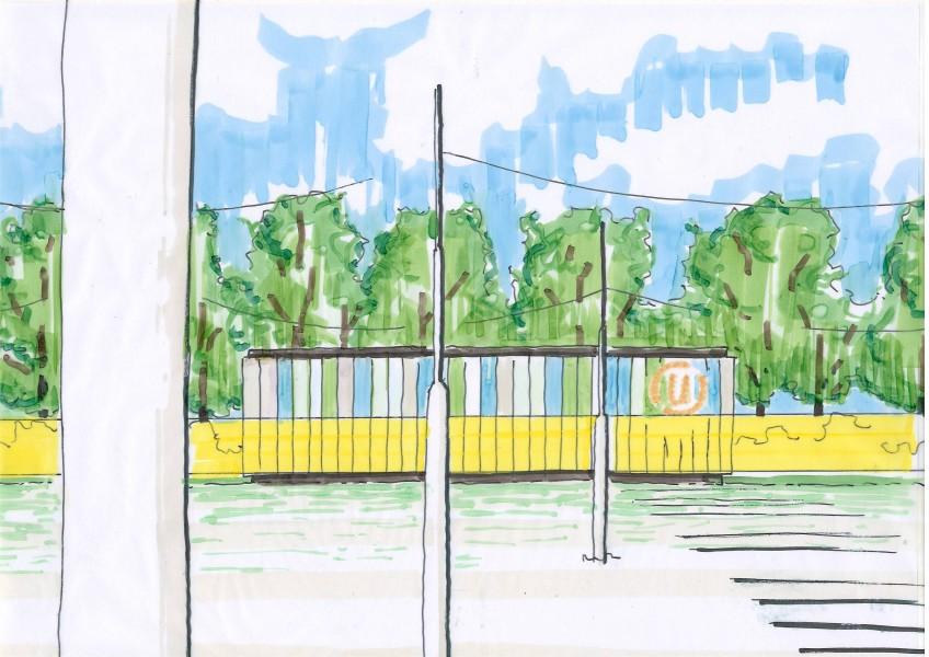 nieuwe tramremise