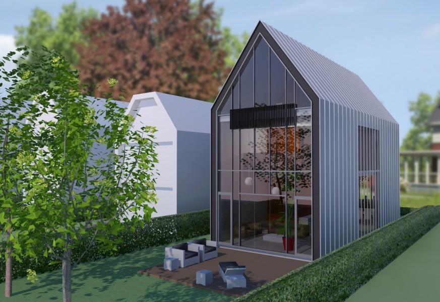 nieuwbouw villa delft